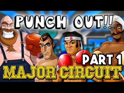 Getting a bit cheeky! | PUNCH OUT #2 Part 1