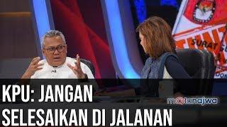 Setelah 22 Mei - KPU: Jangan Selesaikan di Jalanan (Part 1) | Mata Najwa