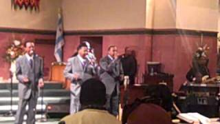 Aurthur Sutton & The Gift of Praise~The Mighty Clouds of Joy~12-12-2010