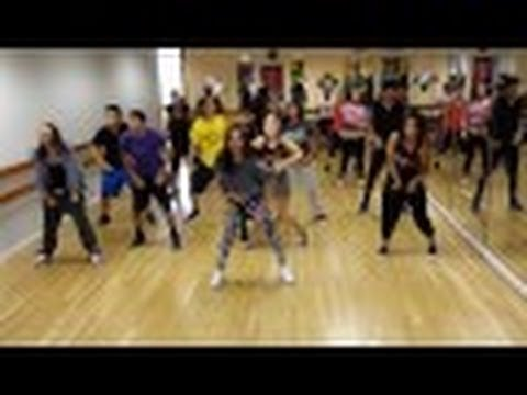 Hip Hop Master Class at United Dance Academy, Dallas