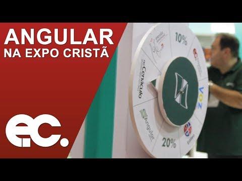 Angular Editora na Expo Cristã