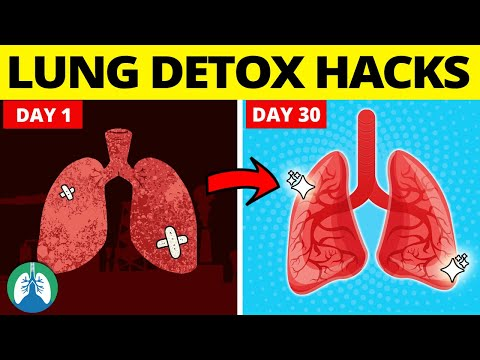 How to Detox and Cleanse Your Lungs | Respiratory Therapy Zone