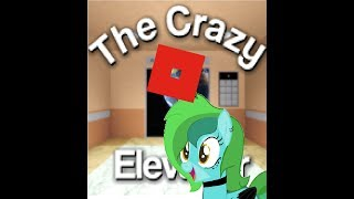 Drifty Plays Roblox! {The Crazy Elevator} {No Commentary} {For Test Recording?}