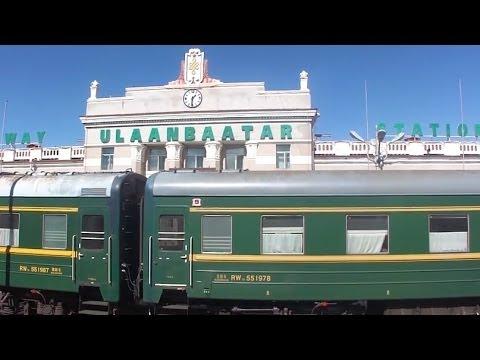 Train No. 3 Beijing - Moscow (Поезд №3 Пекин - Москва)