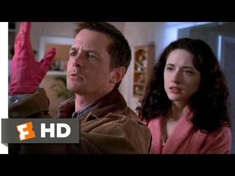 The Frighteners (1/10) Movie CLIP - Frank Bannister In Action (1996) HD