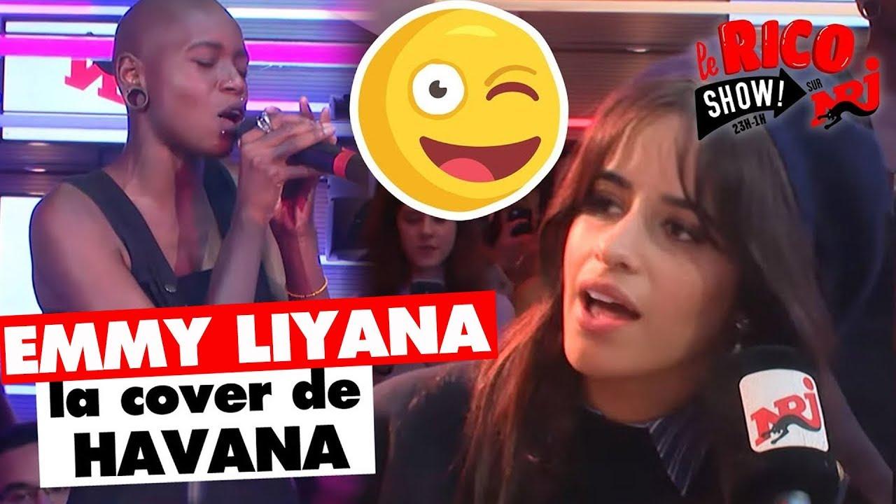La Cover d'Emmy Liyama pour Camila Cabello - Le Rico Show Sur NRJ