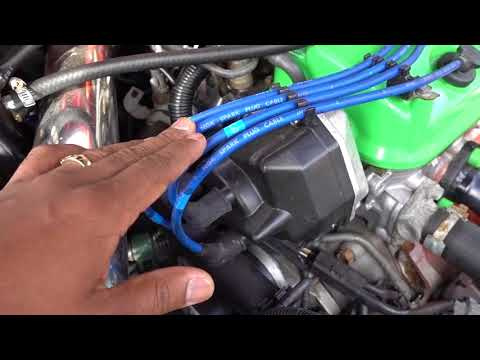 Honda Accord Distributor Firing Order F23A1 and F23A4 - YouTube on