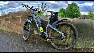 HAIBIKE SDuro HardSeven 1.0 2020 Emtb Ride In 4K : Country Lanes / OCTOBER #insta360ONER4K
