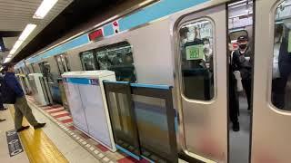 東京メトロ東西線乗り入れJRのE233系