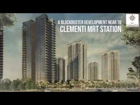 An Oasis of Serenity in a Modern City Living at Parc Clematis