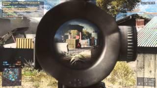 Battlefield 4 Ultra Settings 1080p 60fps Test Gameplay