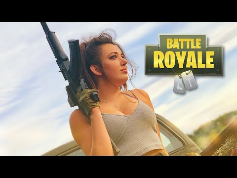 Airsoft War: Battle Royale In Real Life (IRL)   TrueMOBSTER