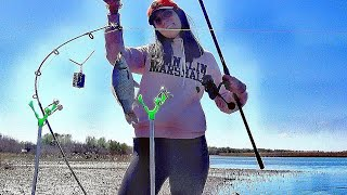 БИТВА ОСНАСТОК ПОСПОРИЛИ С ЖЕНОЙ Ловля карася на фидер Рыбалка 2020