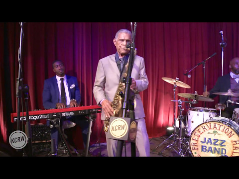 Preservation Hall Jazz Band performing