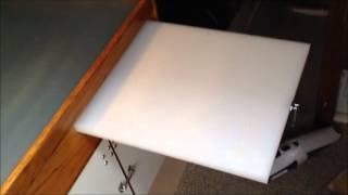 Lyric's Cutting Board