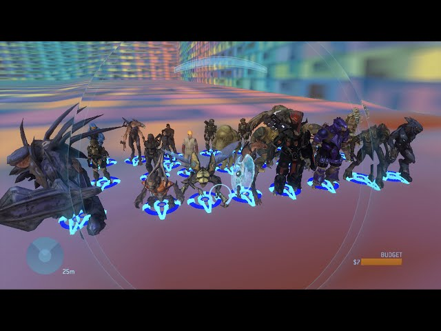 Halo 3 - AI Playground - Spawning AI in Forge