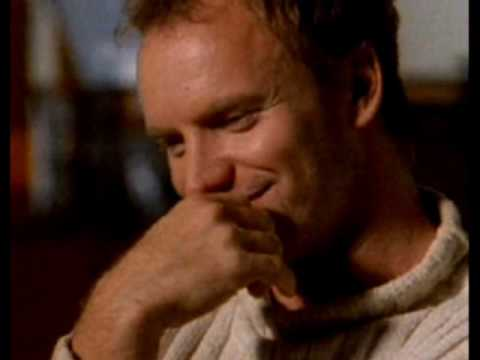 Sting - My one and only love