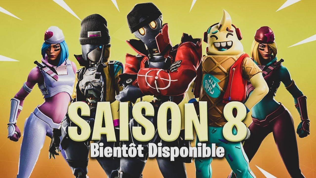 Les Skins De La Saison 8 Devoiles Secrets Sur Fortnite 7 40