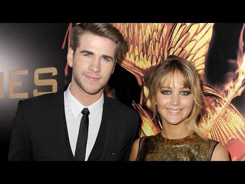 Jennifer Lawrence Admits She's Kissed Liam Hemsworth Off Screen: He's 'Real Hot!'
