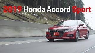 2019 Honda Accord Sport Review - 2019 Car of the Year again? [4K]