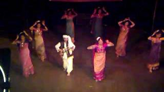 YELLO JOGAPPA NINNA ARAMANE (INDIAN FOLK DANCE COMPETITION-2011 WINNER-KULALA SANGHA)