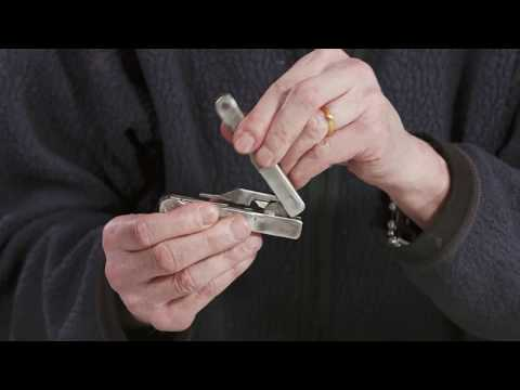 Leatherman 931011 Replacement Saw & File video_2