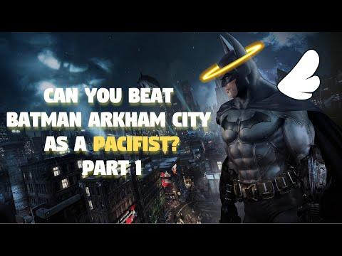 Can You Beat Batman Arkham City as a Pacifist? (Part 1) |