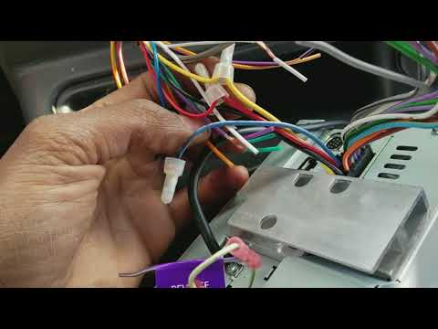 2004 chevy avalanche double din install youtube2004 Chevrolet Avalanche Wiring Plug Door #17