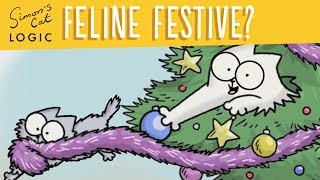 What do cats want for Christmas? - Simon's Cat | LOGIC thumbnail
