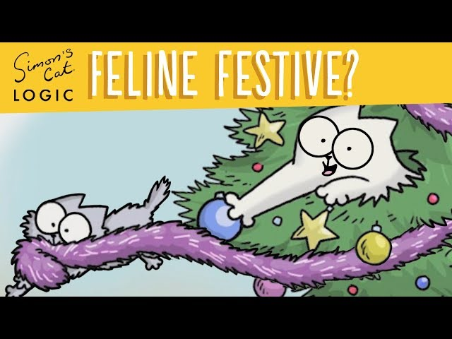 What do cats want for Christmas? - Simon's Cat | LOGIC