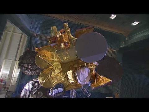 EDRS-C - Building the SpaceDataHighway