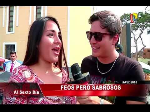 Al Sexto Día: los peruanos son feos pero sabrosos