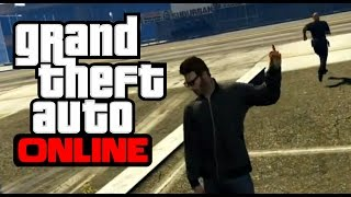 Retardedness and EAR RAPE!! - GTA Online Funny Moments