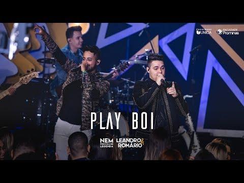 Leandro e Romário - Play Boi - (DVD Nem Precisa de Legenda)