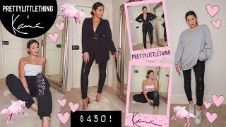 Back At It Again With A PRETTY LITTLE THING TRY ON HAUL! · £400 Worth... | Emily Diane Philpott ad