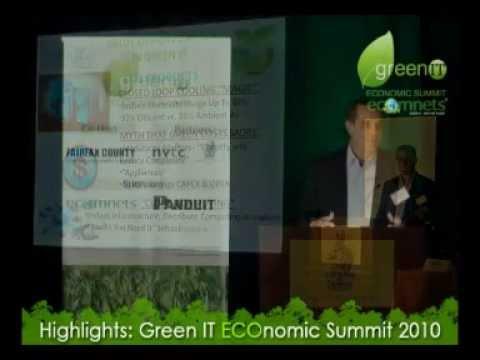 Highlights - Green IT Economic Summit 2010