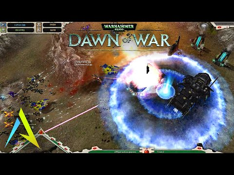 Dawn Of War - Soulstorm | Almighty Alliance [2v2 Online]