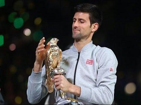 Novak Djokovic vs. Andy Murray - Final Doha 2017 ᴴᴰ [Highlights]