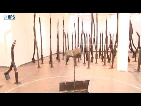 Exposition du plasticien sénégalais Ousmane DIA à la Galerie nationale de Dakar