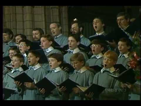 St Patricks Cathedral Choir, Dublin - NativityCarol