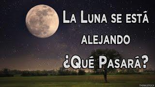La Luna se aleja | Qué pasará?