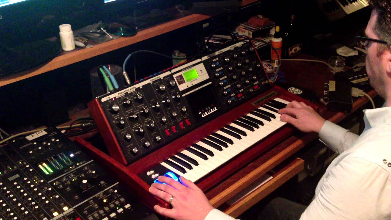 The Keyboards of THEO pt  2 | jimalfredson com