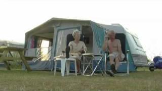 Camping i Ribe