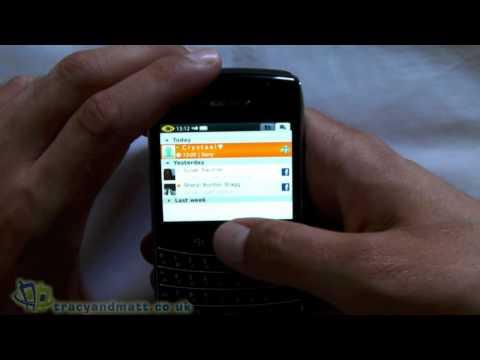 IM+ for BlackBerry demo video