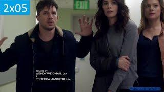 Вне времени 2 сезон 5 серия - Русское Промо (Субтитры, 2018) Timeless 2x05 Trailer/Promo