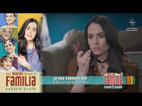 Mi marido tiene familia | Avance 18 de septiembre | Hoy - Televisa
