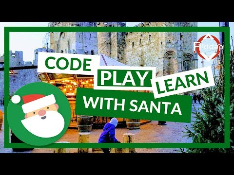 Learn, Code and Play Games with Santa Tracker 2018