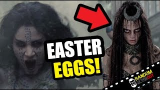 THE MUMMY (2017) Teaser Trailer - EASTER EGGS & Review