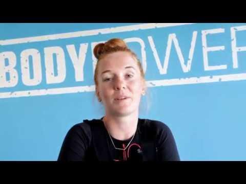 Sofie Kyed Om EMS Træning Hos EMS BodyPOWER