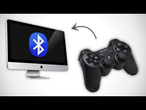 How to Connect A PS3 Controller To a Mac Computer To play Roblox!!!